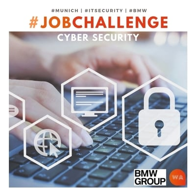 BMW Group   Cyber Security