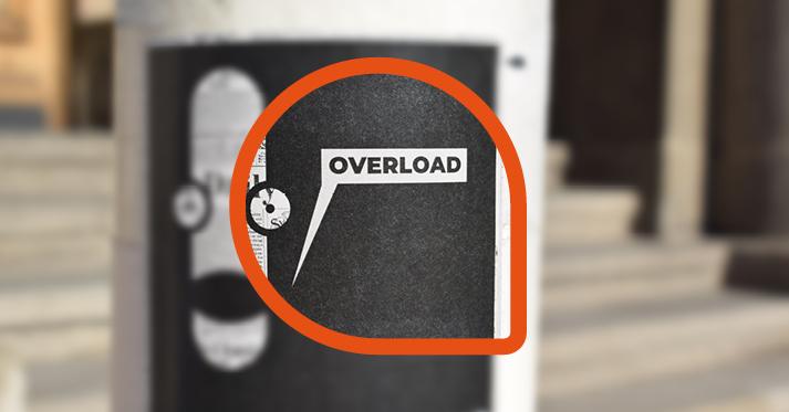 Overload_Weniger Bewerbungen