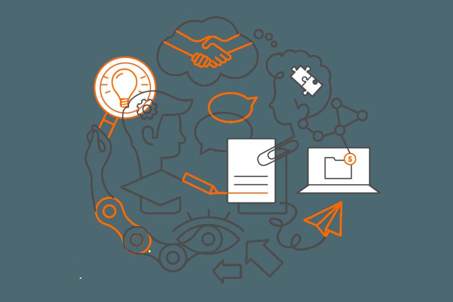Icongrafik Recruiting