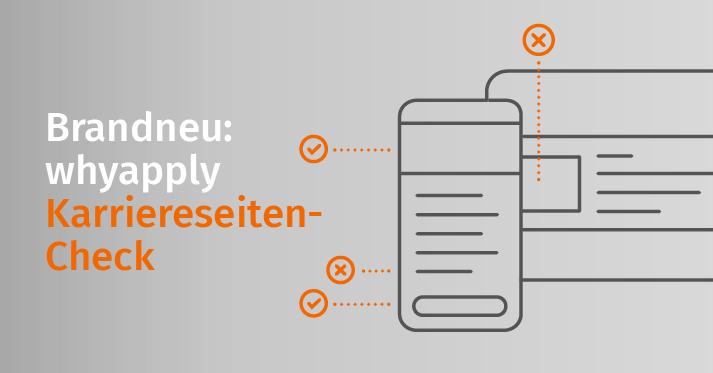 Karriereseiten-Check von whyapply: das volle Potenzial nutzen