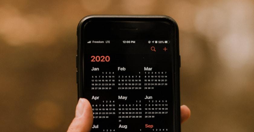 Veranstaltungskalender 2021 für HR