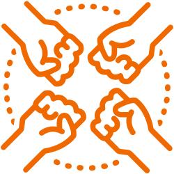 Teambindung Icon