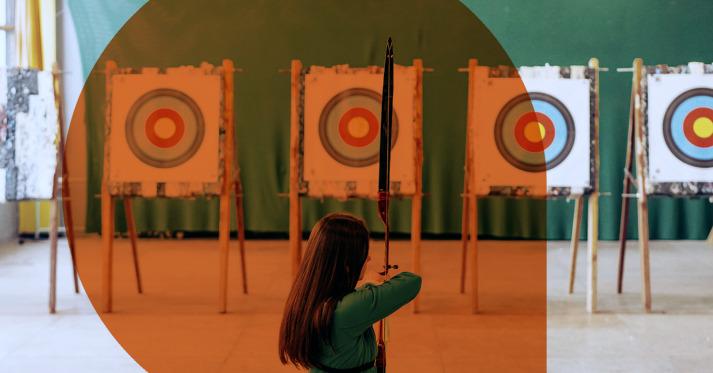 Vorschaubild: Der Bogenschießwettbewerb im Social Media Recruiting