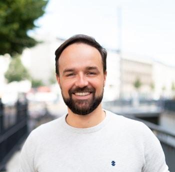 Portrait Michael Benz