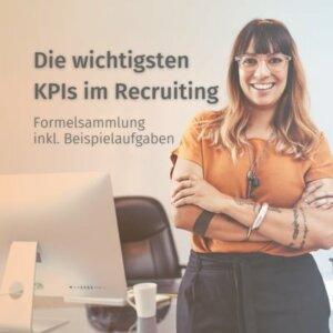 Preview Formelsammlung KPIs im Recruiting